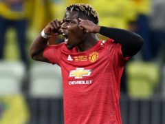 Paul Pogba could be given a new deal at Manchester United (Rafal Oleksiewicz/PA)