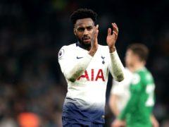 Danny Rose has left Tottenham after 14 years (John Walton/PA)