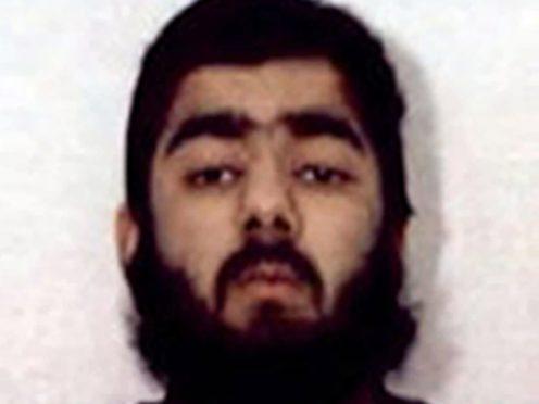 Usman Khan (West Midlands Police/PA).
