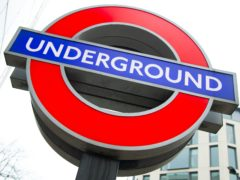 Mobile coverage will be available across the London Underground network (Ian West/PA)