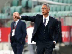 Paulo Sousa's Poland open their Group E campaign against Slovakia on Monday (Czarek Sokolowski/AP)