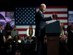 US President Joe Biden in Tulsa, Oklahoma (AP/Evan Vucci)