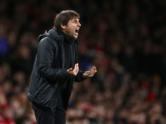 Former Chelsea manager Antonio Conte is the frontrunner to become Tottenham boss (John Walton/PA)