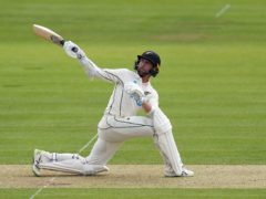 Devon Conway scored a century on debut for New Zealand (Adam Davy/PA)