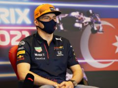 Max Verstappen says he cannot be bothered with mind games (Clive Rose/AP)