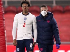 """Trent Alexander-Arnold is """"absolutely gutted"""" to miss Euro 2020 (Scott Heppell/PA)"""