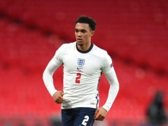 Trent Alexander-Arnold was ruled of of Euro 2020 (Michael Regan/PA)