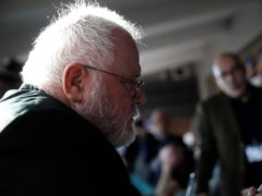 Cardinal Reinhard Marx has offered his resignation (AP/Alessandra Tarantino)