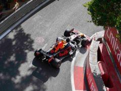 Max Verstappen crashed out of final practice (Darko Vojinovic/AP)