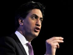 Former Labour leader Ed Miliband has told the Big Issue how he felt about losing a general election (Nick Ansell/PA)