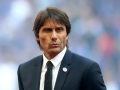 Former Chelsea boss Antonio Conte was linked with Tottenham (Nick Potts/PA)