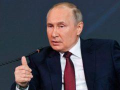 Russian President Vladimir Putin (Sergei Bobylev/TASS News Agency Pool Photo via AP)