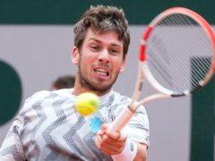 Cameron Norrie gave it his all against Rafael Nadal (Michel Euler/AP)