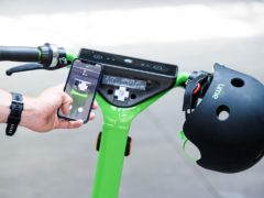 London's electric scooter trial suffered a setback on its first day after one of the capital's local authority's delayed its involvement (Anthony Upton/PA)