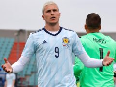 Scotland are in strong form ahead of Euro 2020, says Lyndon Dykes (Olivier Matthys/AP)