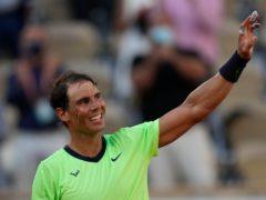 Rafael Nadal was ruthless against Jannik Sinner (Christophe Ena/AP)