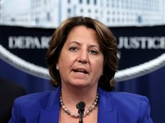 Deputy Attorney General Lisa Monaco (Jonathan Ernst/Pool via AP)