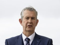 DUP leader Edwin Poots (Liam McBurney/PA)