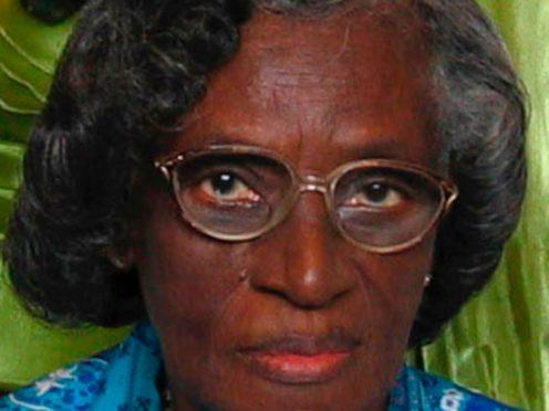 Martha White photographed in 2005 (Carol Anne Blitzer/AP)