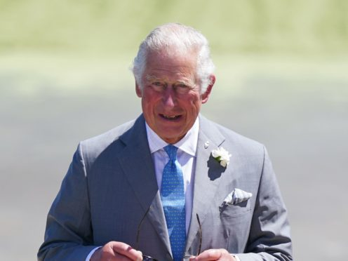 The Prince of Wales (Andrew Matthews/PA)