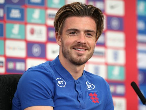 Jack Grealish is desperate to play against Scotland (Nick Potts/PA)