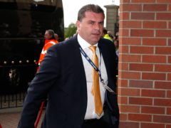 Celtic have appointed Ange Postecoglou as their new manager (Owen Humphreys/PA)