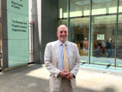 Former Liberal Democrat MP Sir Simon Hughes (Sam Tobin/PA)