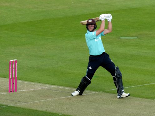 Will Jacks was at his destructive best against Middlesex (John Walton/PA)
