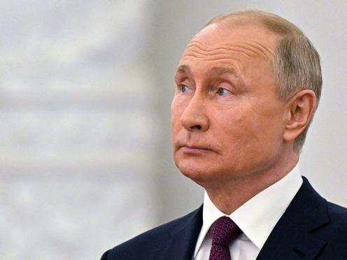 Russian President Vladimir Putin (Yevgeny Odinokov, Sputnik, Kremlin Pool Photo via AP)