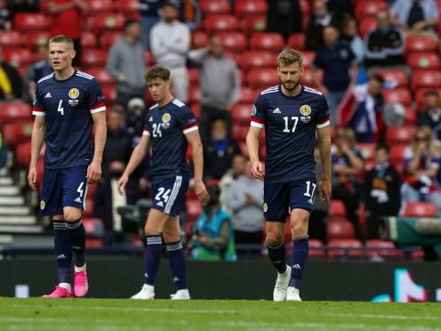 Scotland head into Tuesday's crunch Group D clash with Croatia knowing victory will see them reach the knockout stages of a major tournament for the first time (Andrew Milligan/PA)
