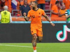 Memphis Depay helped Holland secure top spot in Group C (AP/Peter Dejong)