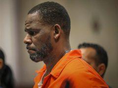 R Kelly is in prison in Chicago (Antonio Perez/Chicago Tribune via AP, Pool, File)