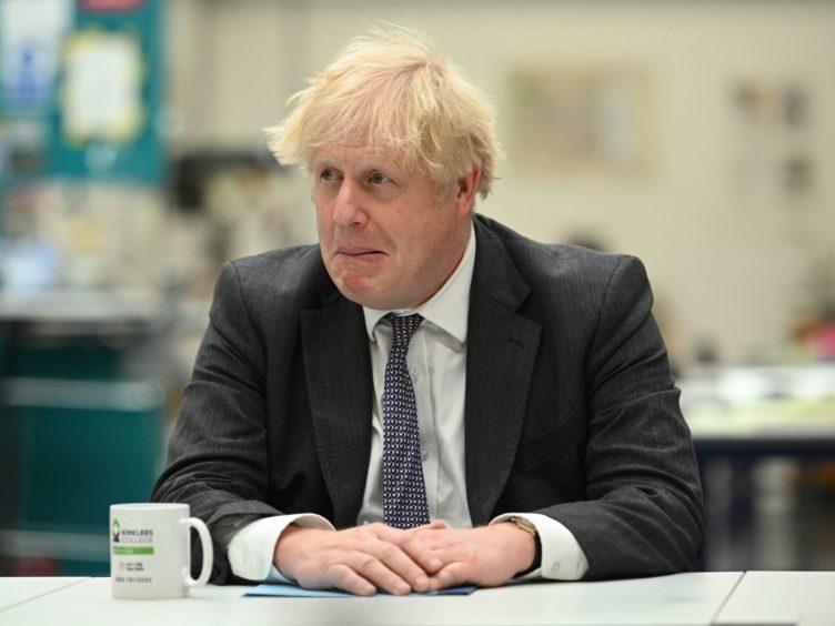 Boris Johnson is under pressure over planning reforms (Oli Scraff/PA)