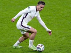 Jack Grealish has played just 27 minutes for England in their opening two Euro 2020 fixtures. (Mike Egerton/PA)