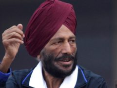 Former Indian athlete Milkha Singh has died aged 91 (Tsering Topgyal, File/AP)