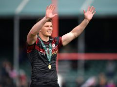Owen Farrell and his Saracens team-mates have joined up with the Lions in Jersey (Ashley Western/PA)