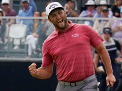 Fifteen days after his preparations were seemingly thrown into disarray, Jon Rahm produced a grandstand finish to claim his first major title in the 121st US Open (Gregory Bull/AP)