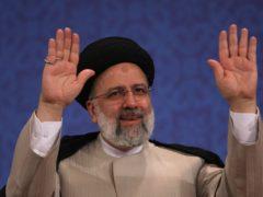 Iran's new president-elect Ebrahim Raisi (AP/Vahid Salemi)