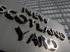 An Asian former senior Met Police officer has claimed that institutional racism still exists in the force (Dominic Lipinski/PA)