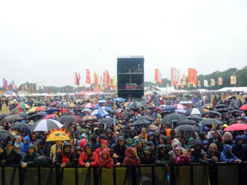 Womad was due to take place from July 22 (Zak Hussein/PA)