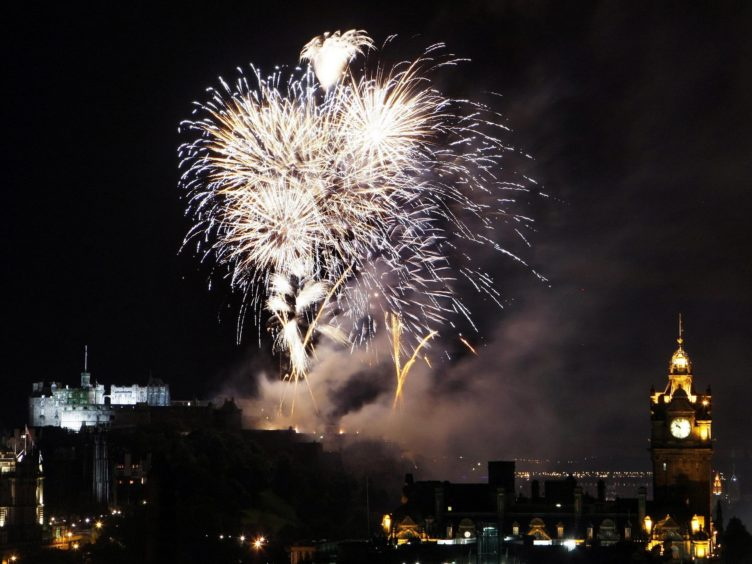 The legislation would limit the sale of fireworks and pyrotechnics (Danny Lawson/PA)