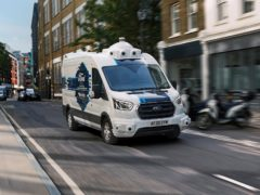 Ford is working with Hermes to test out reactions to autonomous deliveries