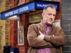 Ross Boatman as Harvey Monroe (BBC/PA)