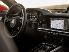 The new system will be fitted to upcoming 911, Cayenne and Panamera models