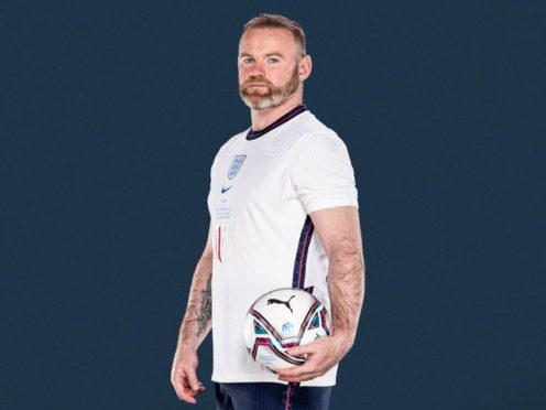 Wayne Rooney will lace up his boots for this year's Soccer Aid at the Etihad Stadium (Soccer Aid Productions)