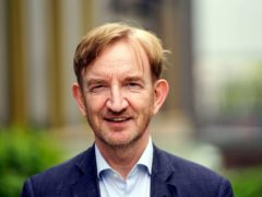 Professor Adrian Hill (Steve Parsons/PA)