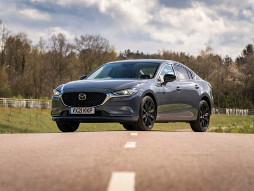 The Mazda6 is a high-quality offering in the large saloon segment