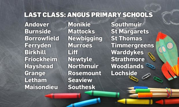 Last Class 2021: All the Primary 7 pictures from across Angus