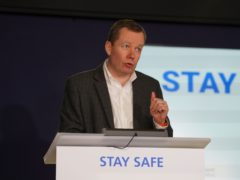Professor Jason Leitch said the Scottish Government was trying to speed up the rollout of second doses of Covid-19 vaccine to protect against the 'horrid' Delta variant (Scottish Government/PA)