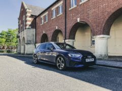 The S4 Avant has proved its worth over long distances recently